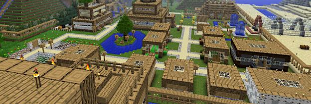 Immagine del gioco Minecraft per Xbox One