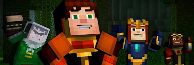 Minecraft: Story Mode per Xbox 360