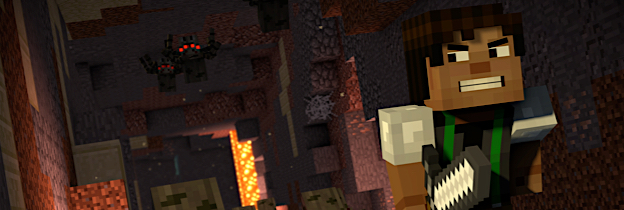 Minecraft: Story Mode per PlayStation 3