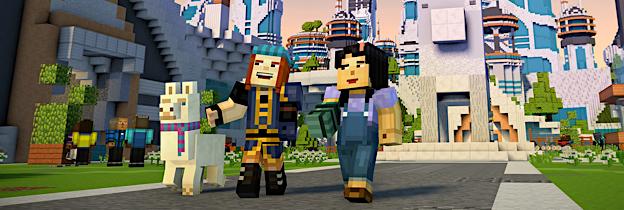 Minecraft: Story Mode per Nintendo Switch
