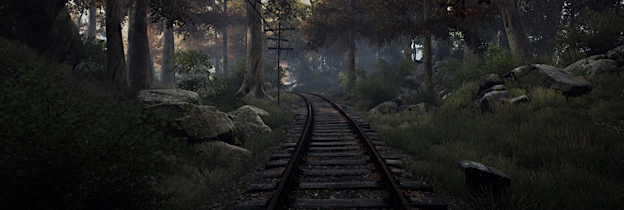 Immagine del gioco The Vanishing of Ethan Carter per PlayStation 4