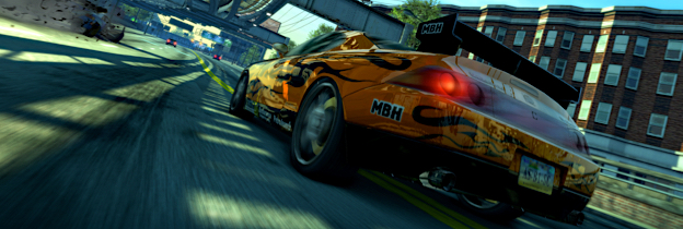 Burnout Paradise Remastered per PlayStation 4