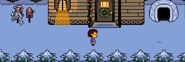 Immagine del gioco Undertale per Nintendo Switch