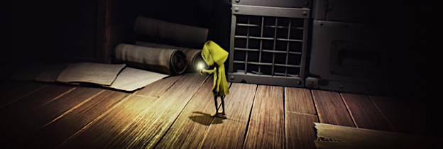 LITTLE NIGHTMARES Complete Edition per PlayStation 4