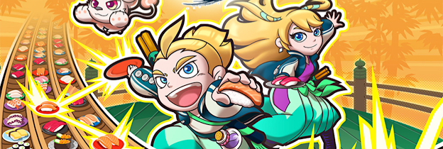 Immagine del gioco Sushi Striker: The Way of Sushido per Nintendo Switch