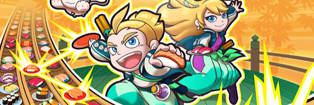 Immagine del gioco Sushi Striker: The Way of Sushido per Nintendo 3DS