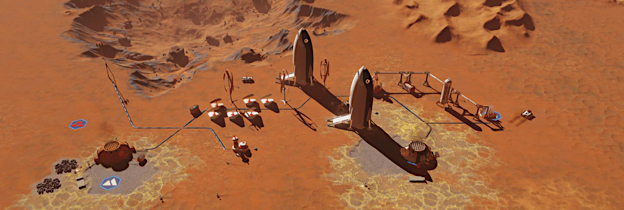 Surviving Mars per PlayStation 4