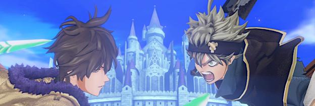 Immagine del gioco Black Clover: Quartet Knights per PlayStation 4