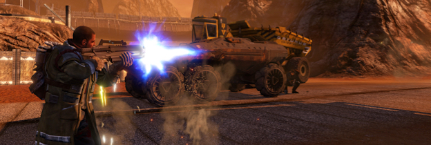 Red Faction Guerrilla Re-Mars-tered per PlayStation 4