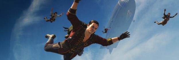 Immagine del gioco Strange Brigade per PlayStation 4