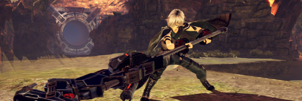 Immagine del gioco God Eater 3 per PlayStation 4