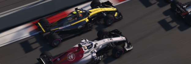 F1 2018 per PlayStation 4