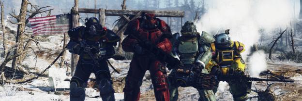 Immagine del gioco Fallout 76 per Xbox One