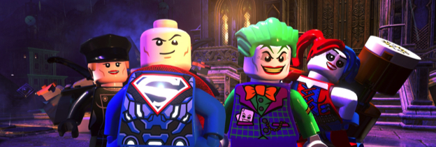 LEGO DC Super-Villains per PlayStation 4