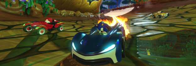 Immagine del gioco Team Sonic Racing per PlayStation 4