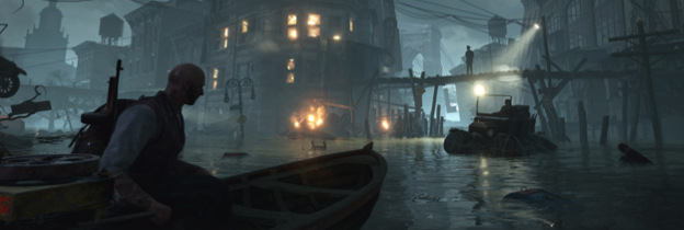 The Sinking City per PlayStation 4