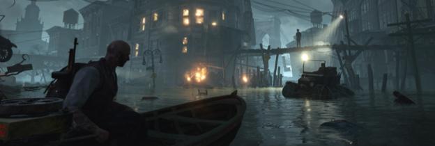 Immagine del gioco The Sinking City per PlayStation 4