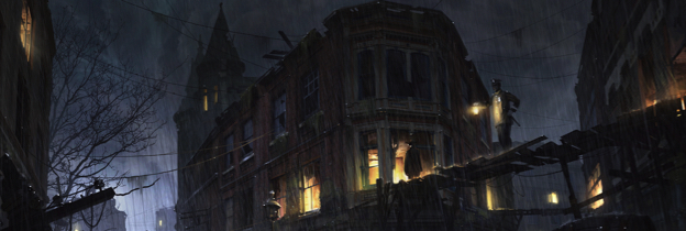 Immagine del gioco The Sinking City per Xbox One