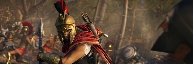 Immagine del gioco Assassin's Creed Odyssey per PlayStation 4