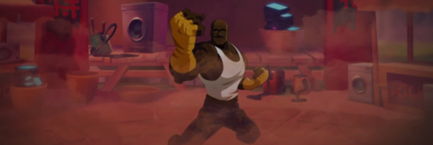Shaq Fu: A Legend Reborn per PlayStation 4