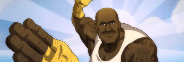Shaq Fu: A Legend Reborn per Nintendo Switch