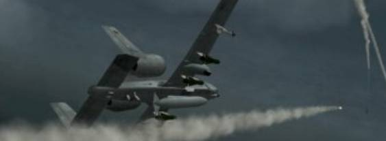 Ace Combat 5 per PlayStation 2