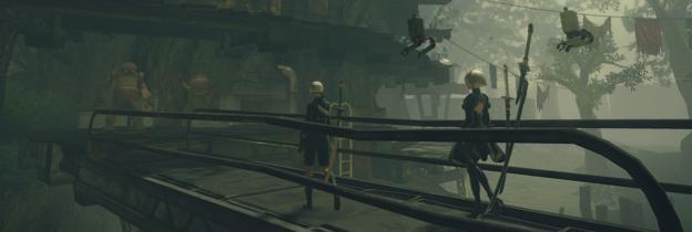 Immagine del gioco NieR Automata: Become as Gods Edition per Xbox One
