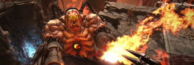 Immagine del gioco DOOM Eternal per PlayStation 4