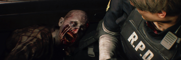 Resident Evil 2 Remake per PlayStation 4
