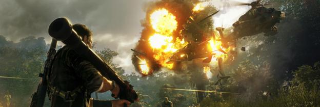 Immagine del gioco Just Cause 4 per Xbox One