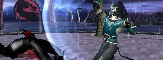 Mortal Kombat: Deception per PlayStation 2