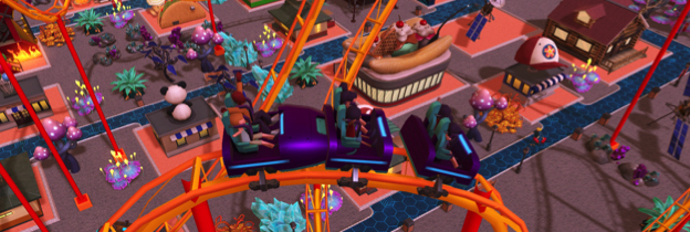 RollerCoaster Tycoon Adventures per Nintendo Switch