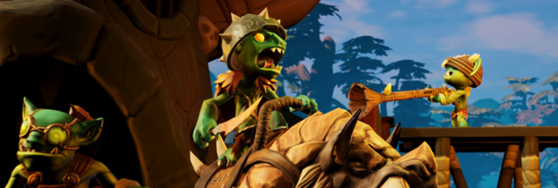 Torchlight Frontiers per PlayStation 4