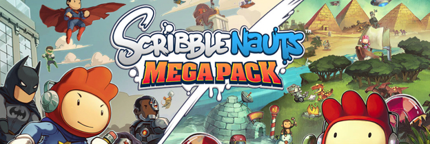 Scribblenauts Mega Pack per Nintendo Switch