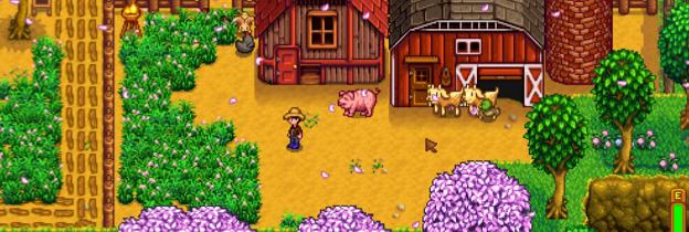 Immagine del gioco Stardew Valley per PSVITA