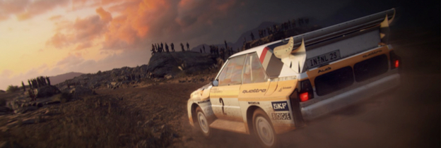 DiRT Rally 2.0 per PlayStation 4
