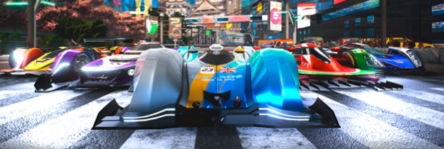 Xenon Racer per PlayStation 4