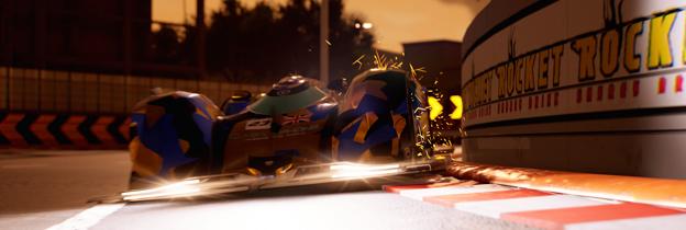 Immagine del gioco Xenon Racer per Xbox One