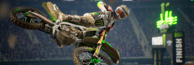 Immagine del gioco Monster Energy Supercross - The Official Videogame 2 per Nintendo Switch