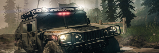 Spintires: MudRunner - American Wilds Edition per PlayStation 4