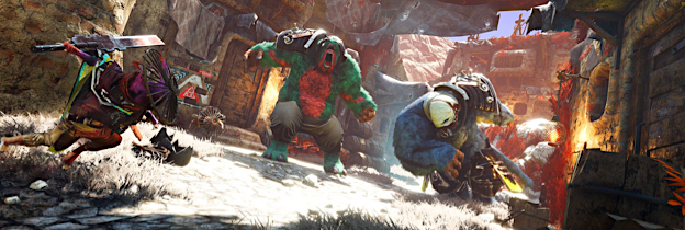 Biomutant per PlayStation 4