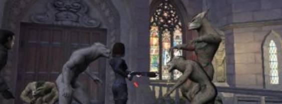 Underworld per PlayStation 2
