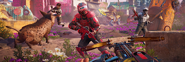Far Cry New Dawn per Xbox One