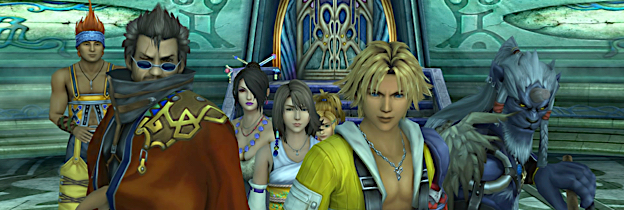 Final Fantasy X/X-2 HD Remaster per PlayStation 4