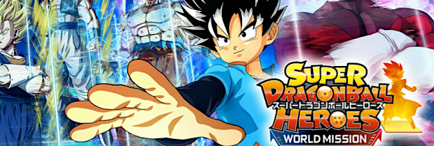 Super Dragon Ball Heroes World Mission per Nintendo Switch