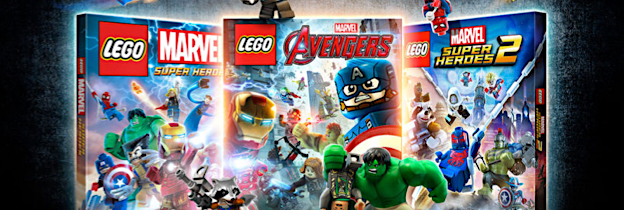 LEGO Marvel Collection per PlayStation 4