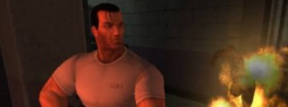 The Punisher per PlayStation 2