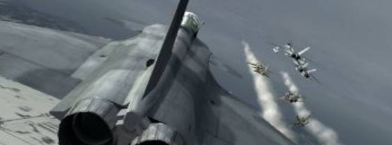 Ace Combat 5: Squadron Leader per PlayStation 2