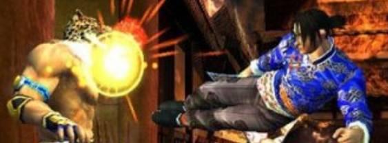 Tekken 5 per PlayStation 2
