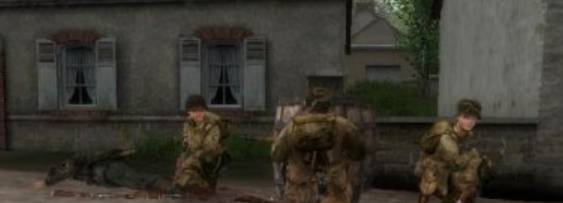 Brothers In Arms: Road to Hill 30 per PlayStation 2